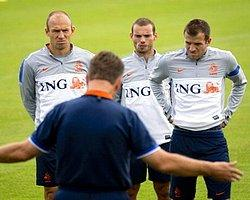 "Robben: ""Sneijder'e İhityacımız Var"""
