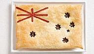Ülkelerin Bayrakları ve Yiyecekleri