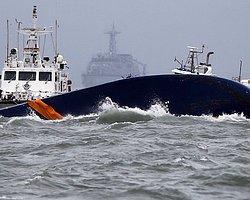 Güney Kore'yi Karıştıran İddia: 'Kaptan Gemiyi İlk Terkedenler Arasında'