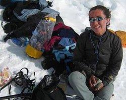 Türk Dağcı Çığ Faciasından Kurtuldu