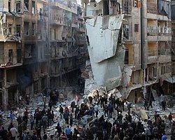 Suriye'de 'Klorlu Varil Bombası' İddiası