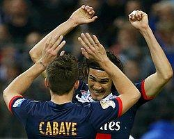 Fransa'da Kupa PSG'nin