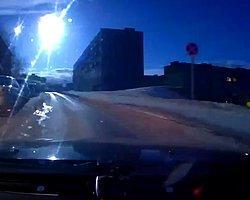 Rusya'da Yeni Bir Meteor Vakası