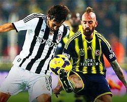 Beşiktaş'ın Konuğu Fenerbahçe!