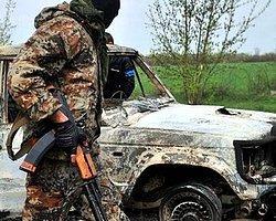 Ukrayna Krizi: Sloviansk'ta Ölümcül Saldırı