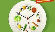 Kilo Vermek İçin Aynı Saatlerde Yemek Yiyin!
