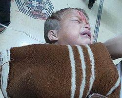 Varil Bombaları Halep'i Parçalıyor