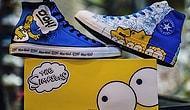 Converse'den The Simpson Serisi
