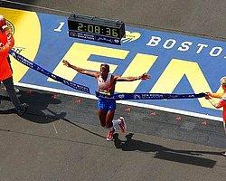 Boston Maratonu'nu Kazanan Belli Oldu