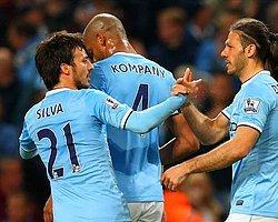 Manchester City'de Silva'nın Durumu Ciddi!