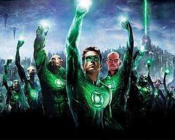 Gel gelelim Green Lantern'a
