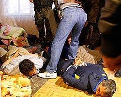 Ankara'da 500 Polisle 55 Adrese Operasyon