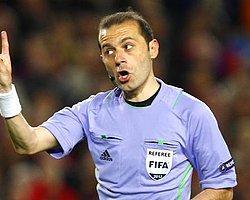 UEFA'dan Çakır'a Kritik Görev!