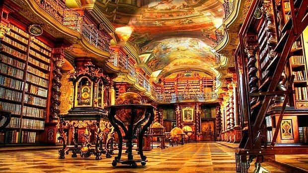 Dünyanın En Güzel 15 Üniversite Kütüphanesi