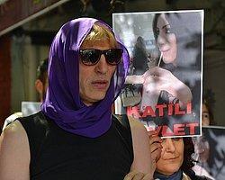 Öldürülen Trans Çağla İçin Eylem