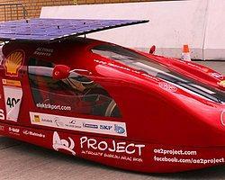 YTÜ Öğrencilerinden Yeni Elektrikli Araç
