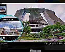 Google, Zaman Makinesi Kurdu