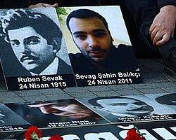 Ermeni Asıllı Er Sevag Şahin Balıkçı, Mezarı Başında Anıldı