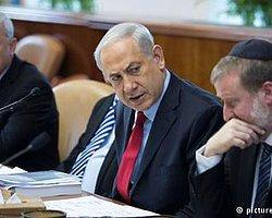İsrail Barış Görüşmelerinden Çekildi