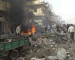 Suriye'de Pazara Hava Saldırısı: En Az 20 Ölü
