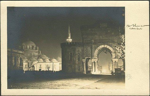 Nefis bir Beyazıt, 1940 lar