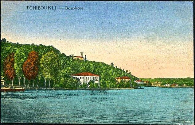 Çubuklu, 1900 ler