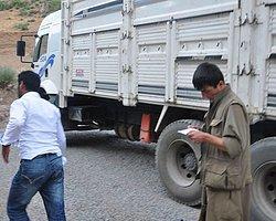 PKK Diyarbakır'da İki Kişiyi Kaçırdı