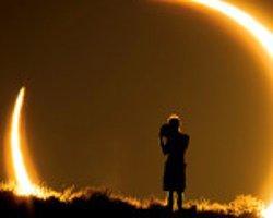 29 Nisan Boğa Burcunda Güneş Tutulması