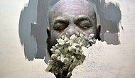 İnsanların Yüzünü Tuval Olarak Kullanan Sanatçının 18 Çalışması