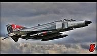 Dünden Bugüne En İyi 10 Savaş Uçağı