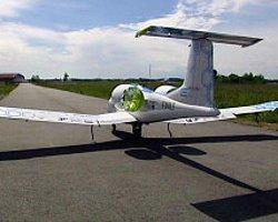 Elektrikli Uçağın Deneme Uçuşu Yapıldı