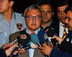 Galatasaray'dan Maskeli Saldırıya İlk Tepki