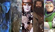 19 Film Karakterinin Konsept Halindeki Çizimleri