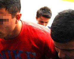 'Bomba Var' Diyen Kişi Futbolcu Çıktı