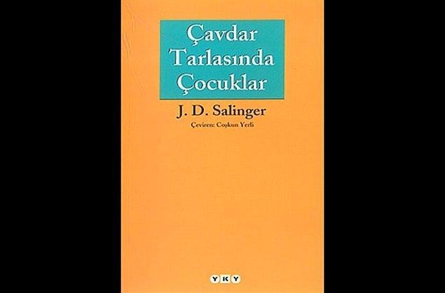1. J.D. Salinger - Çavdar Tarlasında Çocuklar