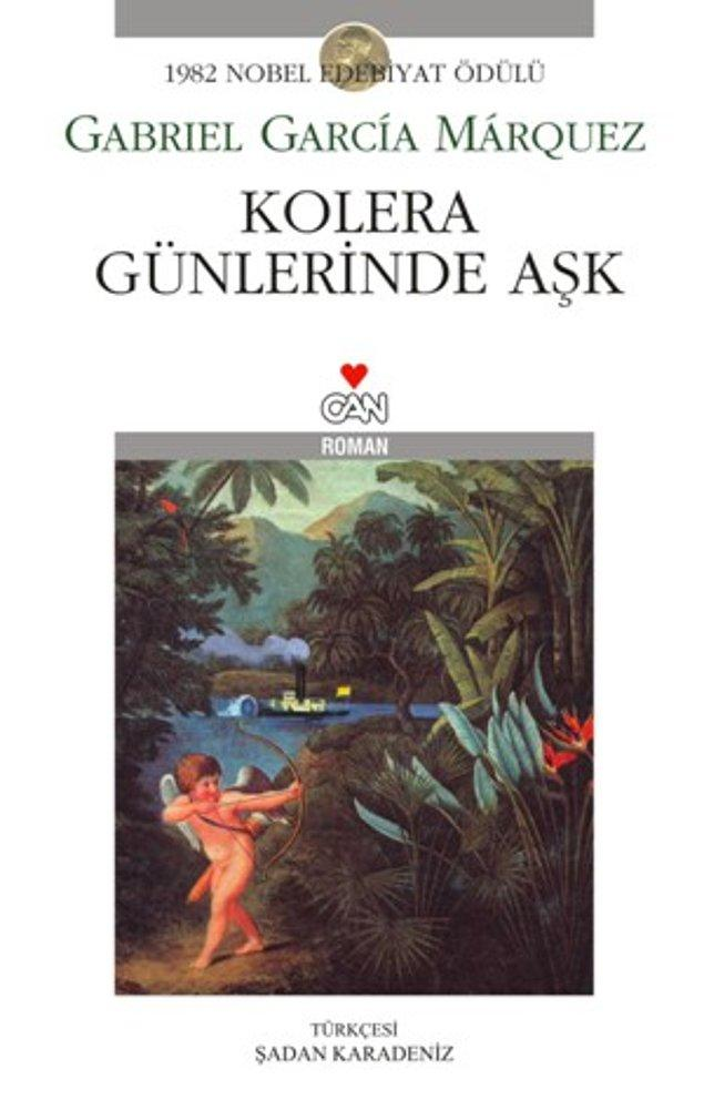 11- Gabriel Garcia Marquez - Kolera Günlerinde Aşk