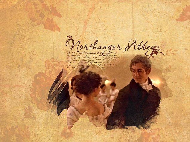 18- Jane Austen - Northanger Manastırı