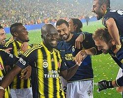 Fenerbahçe Taraftarından Trabzon Ve Galatasaray'a Göndermeli Şarkı