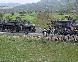 Diyarbakır'da İki Uzman Çavuş Kaçırıldı