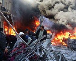 Suriye'de İç Savaş: Bombalar Altında Halep