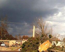ABD'de Fırtına Can Aldı