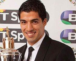 Luis Suarez İngiltere'de Yılın Futbolcusu