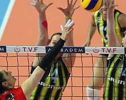 Vakıfbank Final Serisini 2-0'a Getirdi