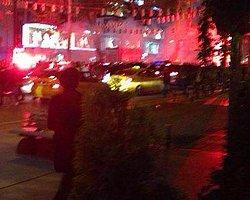 G.Saraylı Taraftarlar Caddebostan'ı Dağıttı