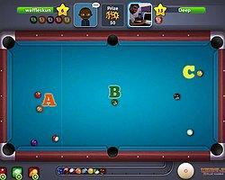 3D 8 Top Bilardo oyunu
