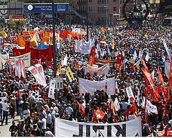 1 Mayıs'ta Kızılay Meydanı da Yasak