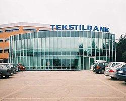 Tekstilbank Dünya Devine Satıldı!