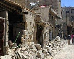 Şam'da Okula Havan Saldırısı: 12 Çocuk Öldü