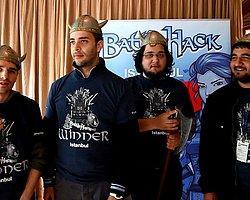 'Hacker'lar İstanbul'da Yarıştı