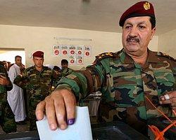 Irak, ABD Çekildikten Sonra İlk Kez Sandık Başında